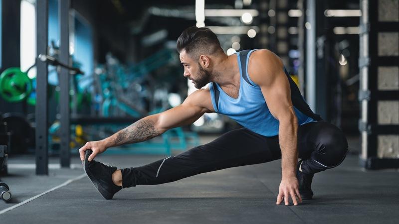 Beweglichkeit verbessern im Bodybuilding