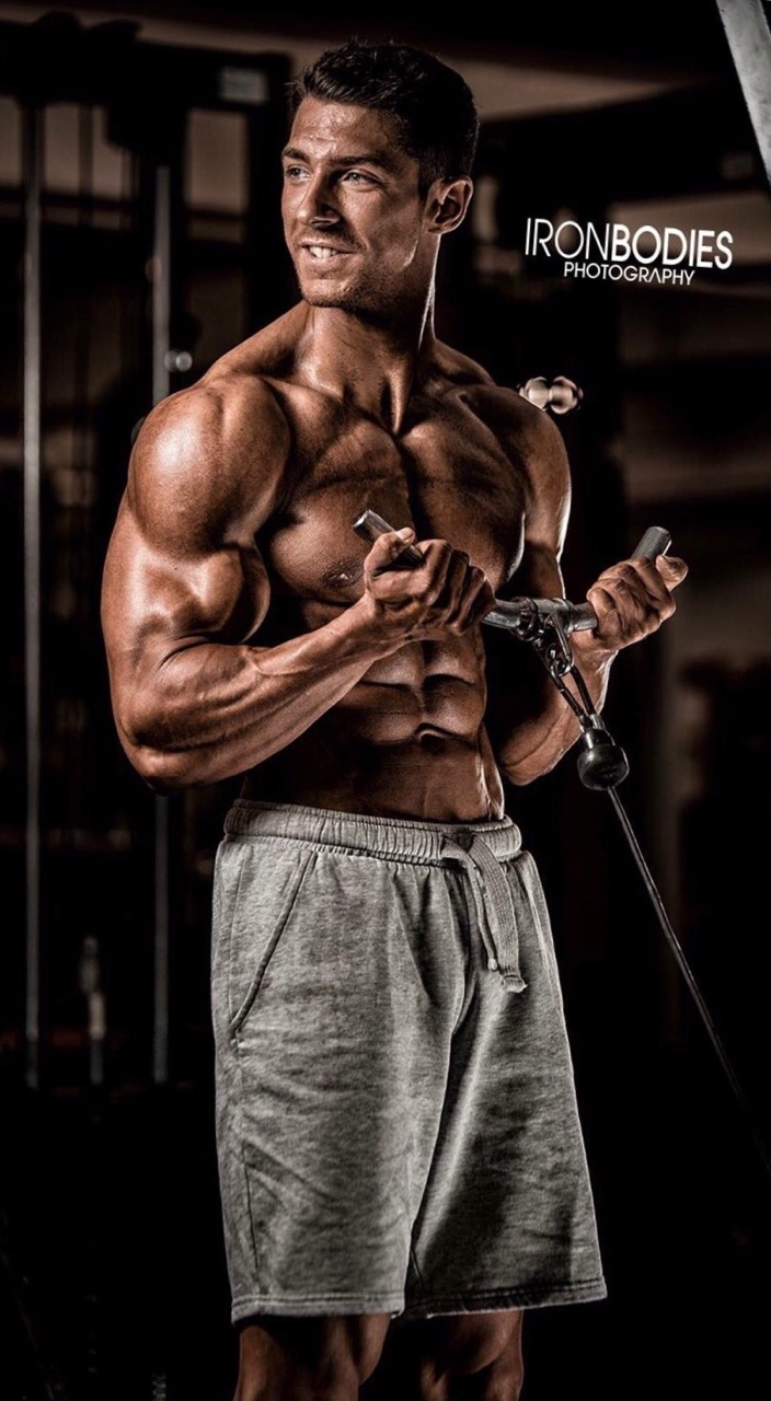 Muskelspannung ist wichtig zum Muskelaufbau