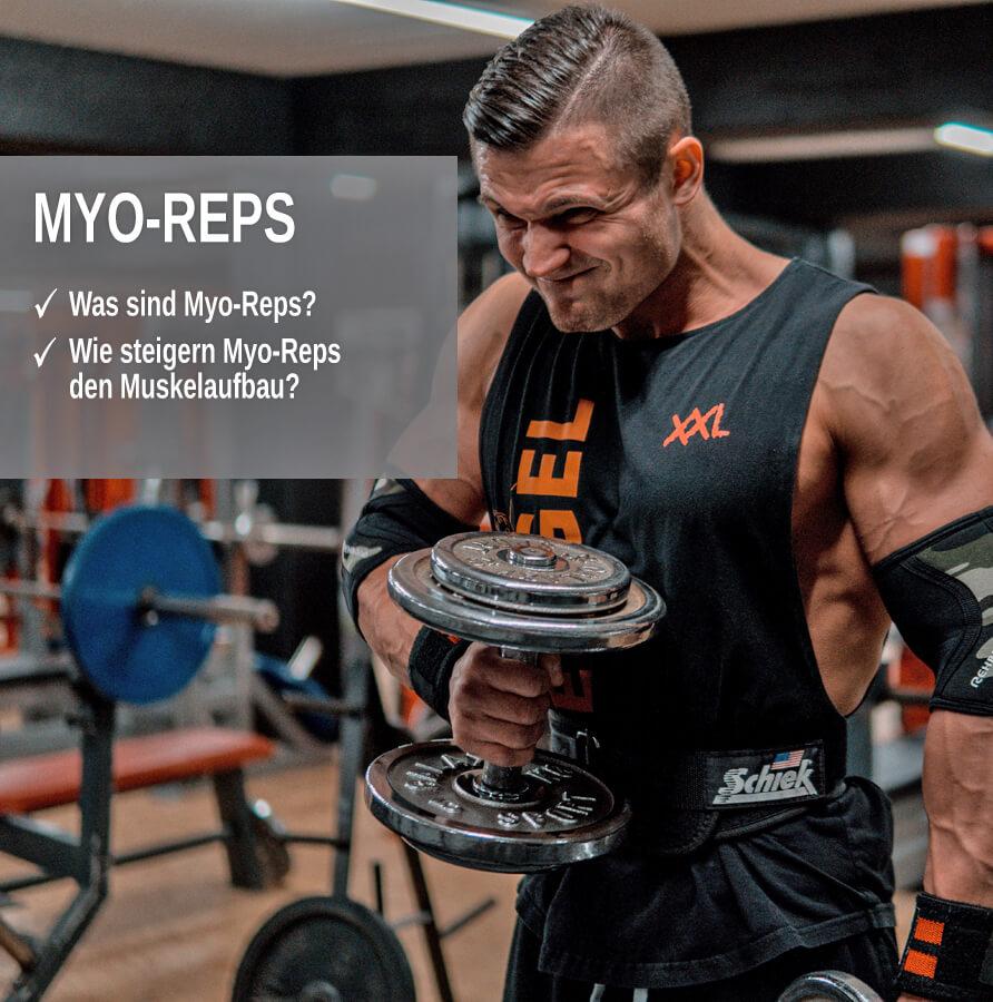 Was sind Myo-Resp und wie steigern diese deinen Muskelaufbau