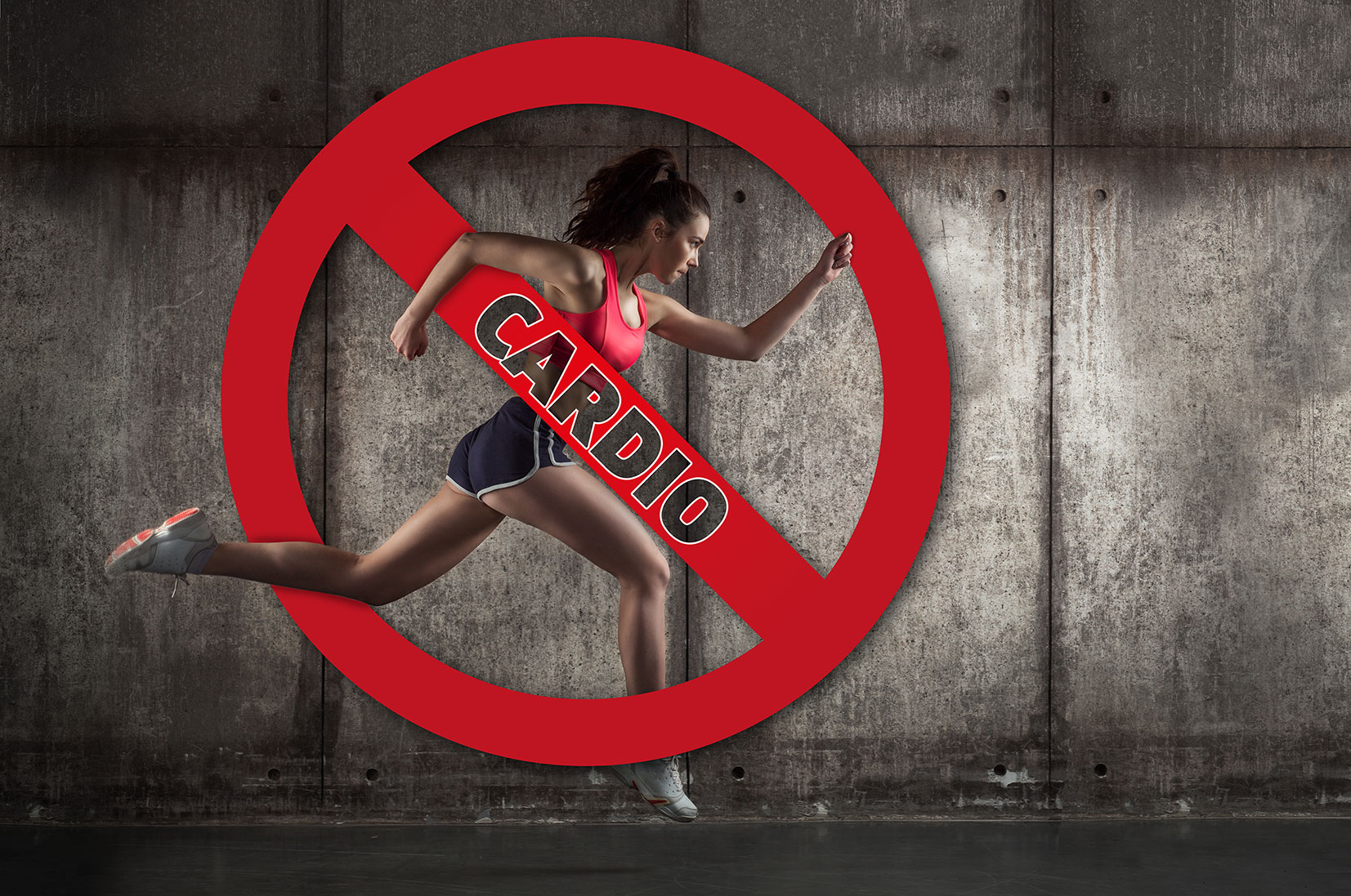 Cardio Training kann den Fettabbau stoppen