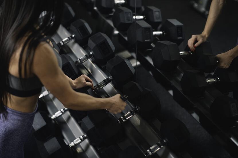 Wähle das richtige Trainingsgewicht für deine Myo-Reps aus