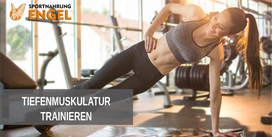 Warum Du Deine Tiefenmuskulatur trainieren solltest