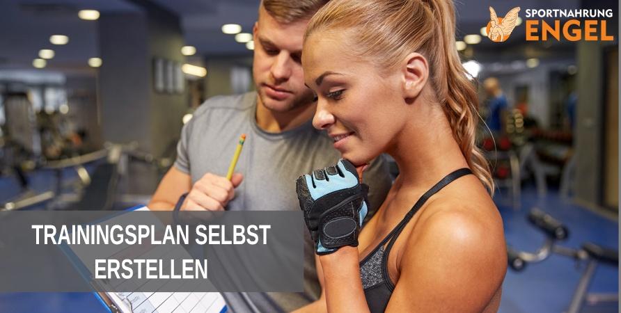 Wie Du Deinen eigenen Trainingsplan erstellst