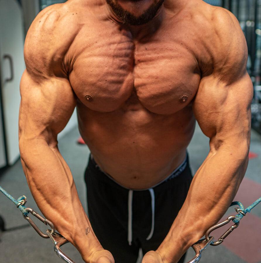 Diese Vorteile haben Myo-Resp für den Muskelaufbau