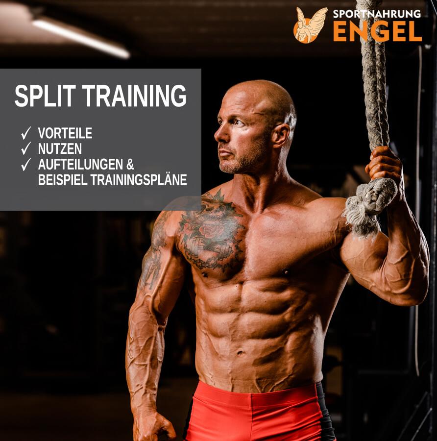 Titelbild - Vorteile von einem Split Training