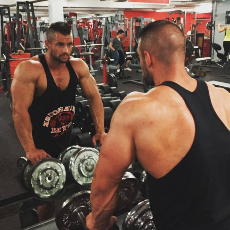Bodybuilding als Zahlenspiel