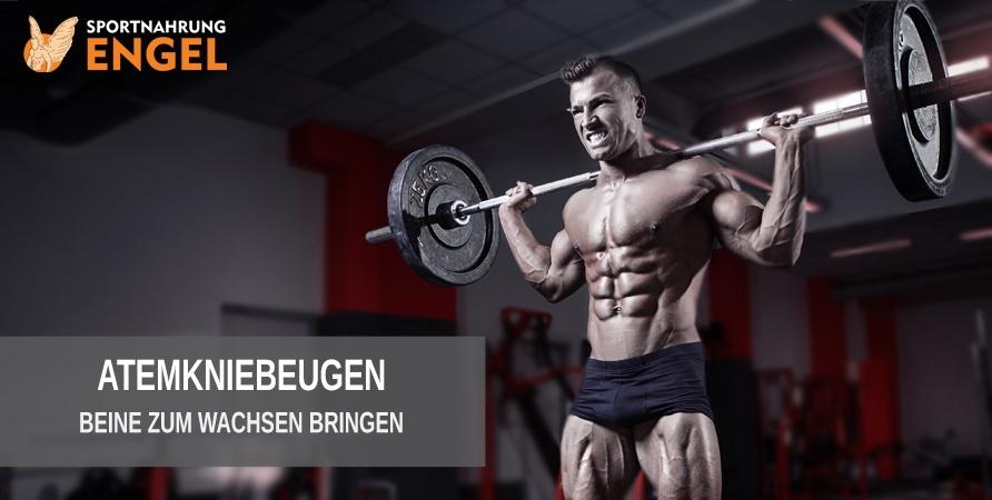 Mit Superkniebeugen massiv Muskeln aufbauen
