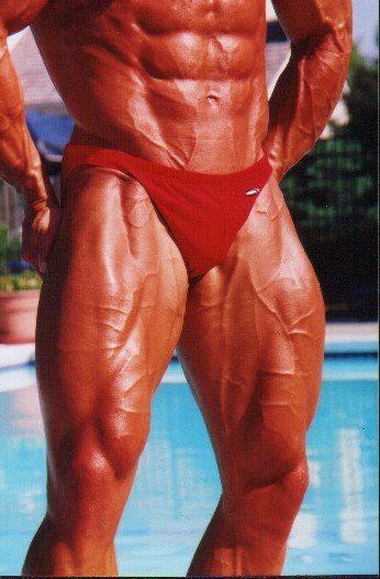 Beinmuskulatur mit dem richtigen Beintraining aufbauen