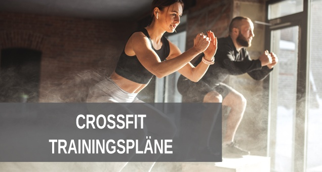 Crossfit Trainingspläne