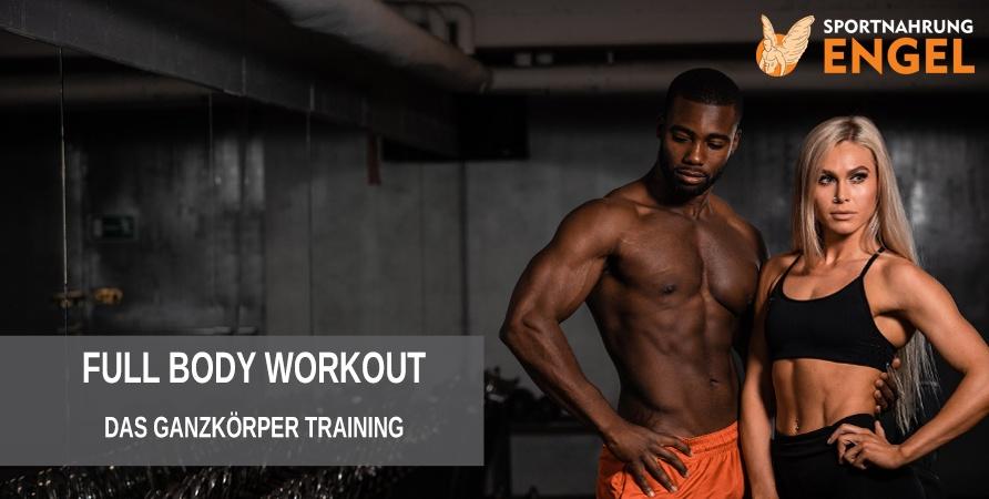 Mit dem Full Body Workout Muskelwachstum erreichen