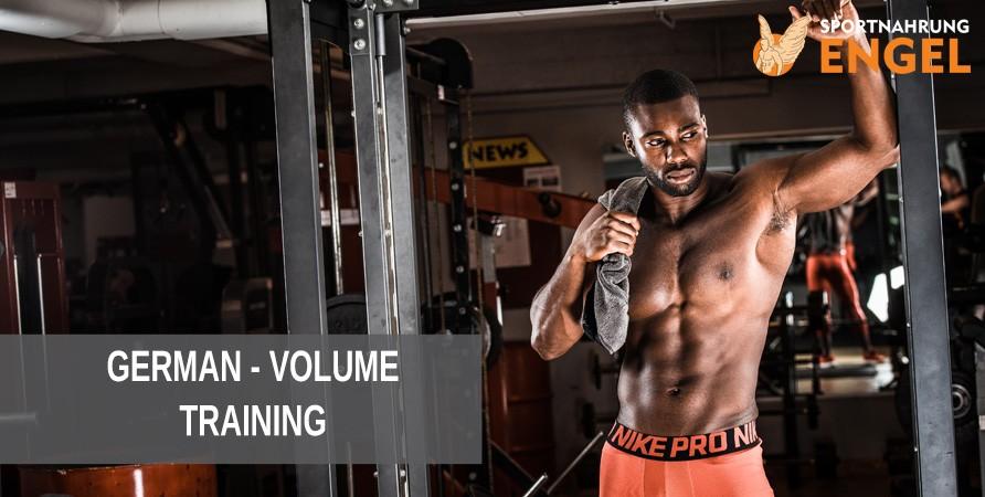 German Volume Training mit Trainingsplan