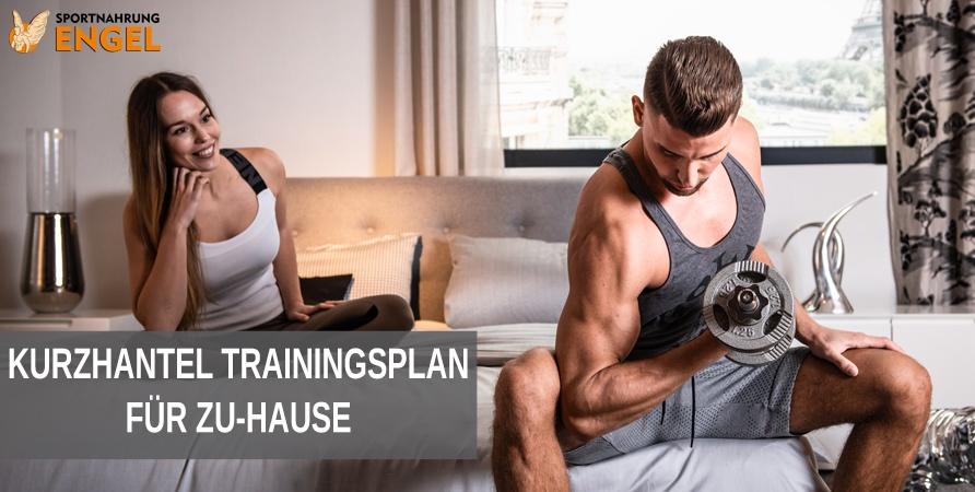 Tipps und Tricks für das Hanteltraining zuhause inklusive Trainingplan