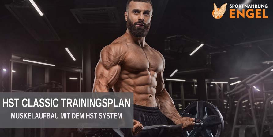 Muskelaufbau mit dem HST Classic System