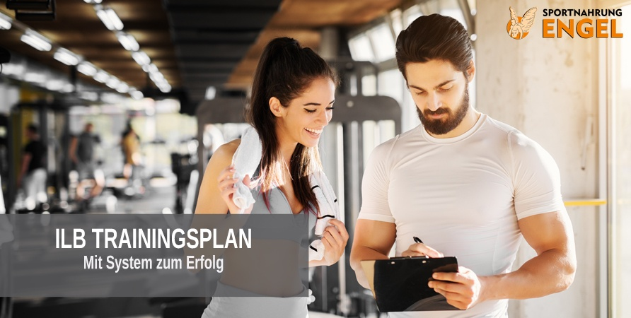 ILB Methode mit System zum Erfolg - inklusive Trainingsplan