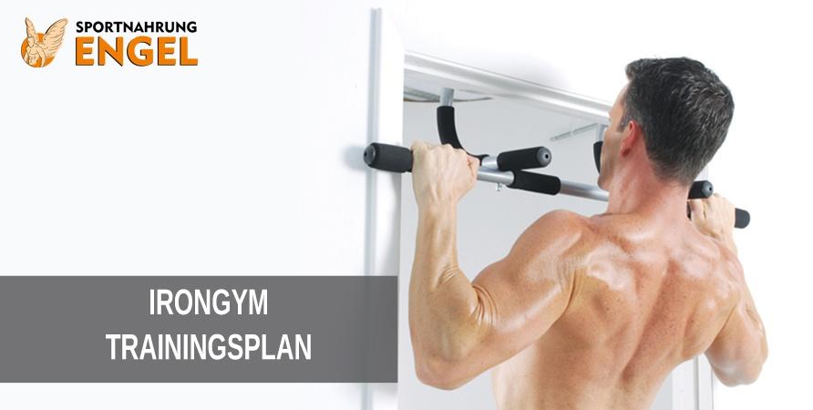 Irongym Training für Anfänger bis Profis