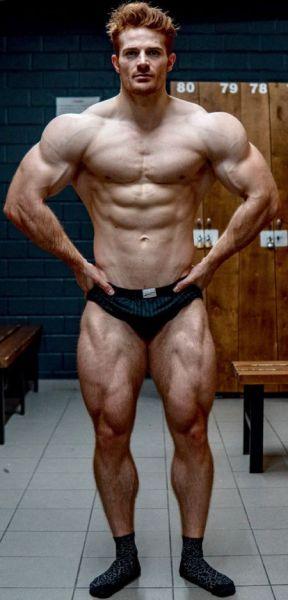 Optimaler Muskelaufbau der Beinmuskulatur mit diesem Trainingsplan