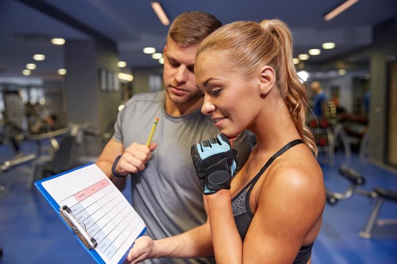 Progressives Grundlagentraining mit System zum Muskelaufbau