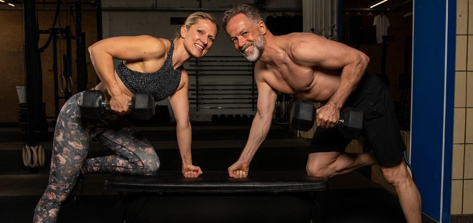 Trainingsplan Muskelaufbau Ab 40 Frauen - Full Body