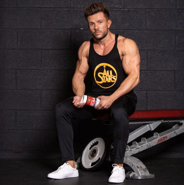 Edgar vertraut auf BCAAs wenn es um Muskelschutz geht