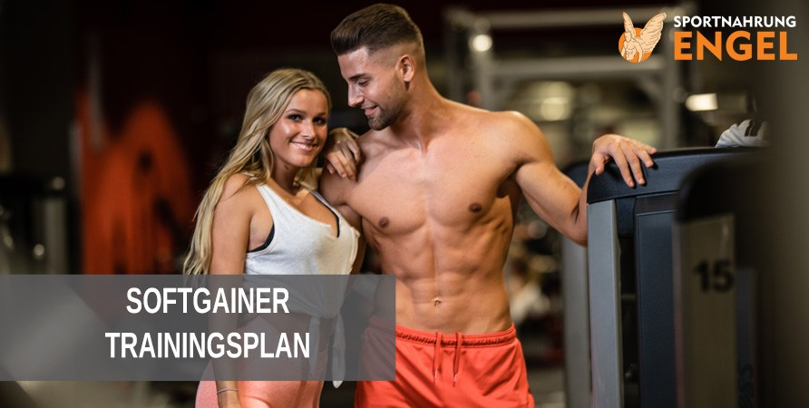 Softgainer Trainingsplan