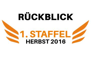 Rückblick Fly to Stage Staffel 1 lg