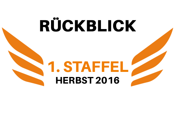 Rückblick Fly to Stage Staffel 1 xs