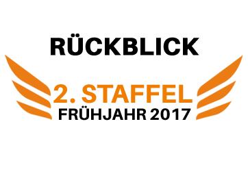 Rückblick Fly to Stage Staffel 2 lg
