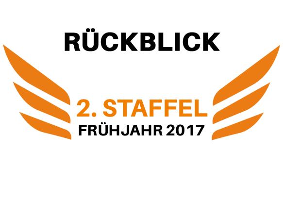 Rückblick Fly to Stage Staffel 2 xs