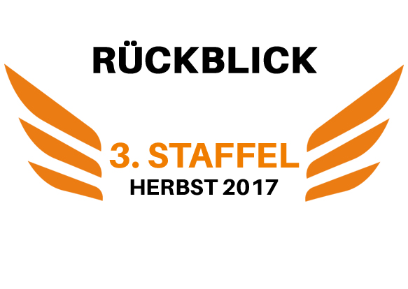 Rückblick Fly to Stage Staffel 3 xs
