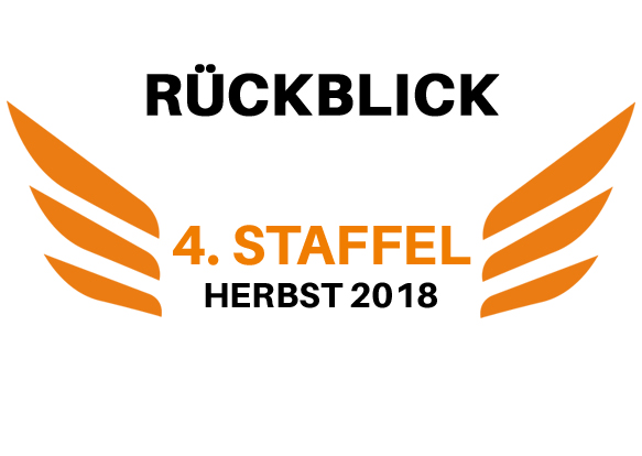 Rückblick Fly to Stage Staffel 4 xs