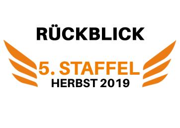 Rückblick Fly to Stage Staffel 5 lg