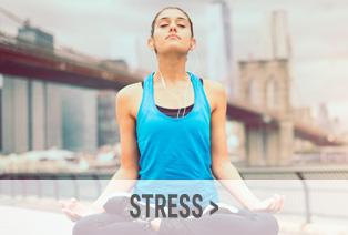 Stress reduzieren mit Sportnahrung