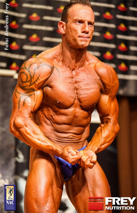 Dominik Schöneberger NAC Bodybuilder