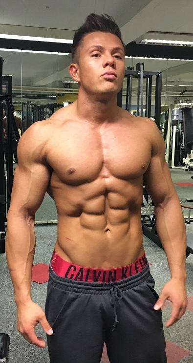Brustmuskeln aufbauen