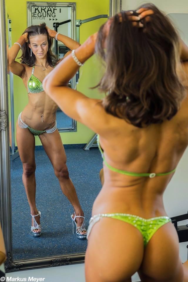 Sexy Po Training mit Hannah Prause