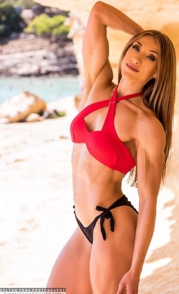 Jennifer Ullmer Sportnahrung-Engel Athletin