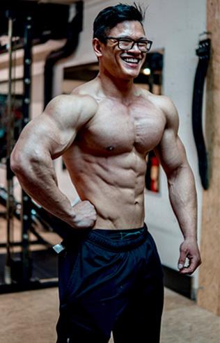 Kai Bartholomey, Athletik Bodybuilder der NAC