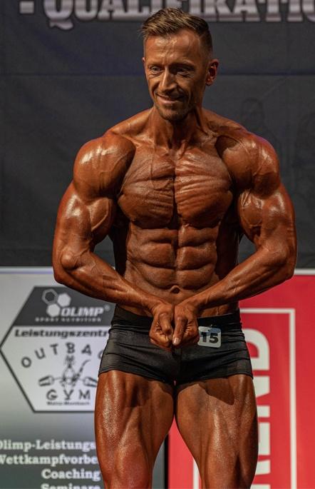 Kevin Elsner Physique Athlet