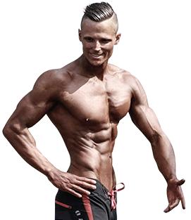 Markus Kremer Mens Physique Athlet
