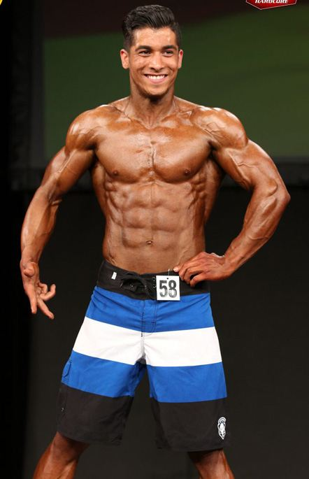 Sabour Ataiee Junior Mens Physique Athlet